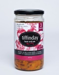 Tiffinday Kidney Bean and Rhubarb Curry